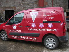 hallsford vehicle